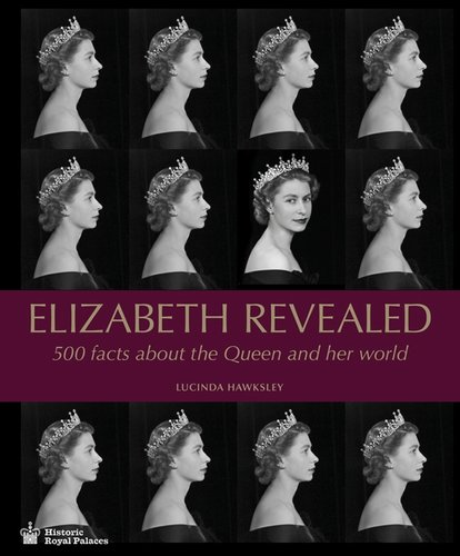 Book jacket for Elizabeth Revealed by Lucinda Hawksley.