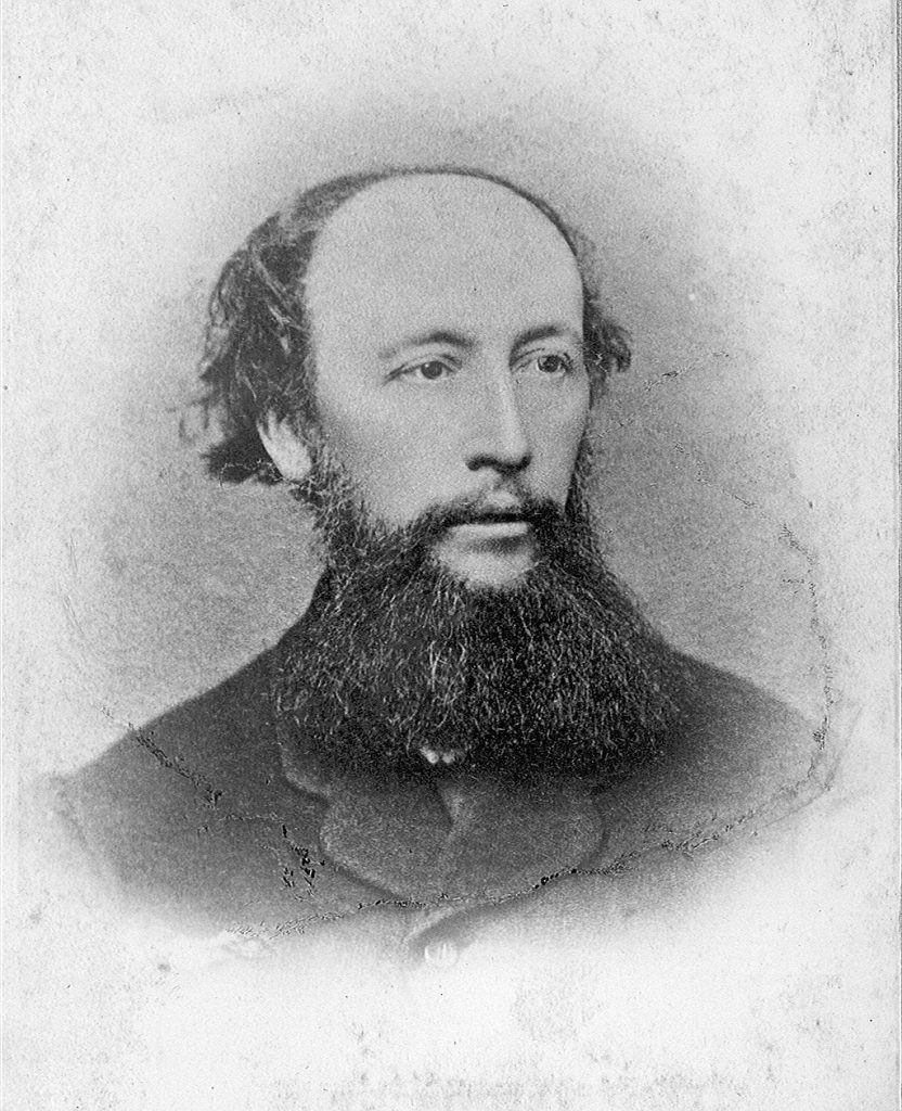 Augustus Newnham Dickens, younger brother of Charles Dickens